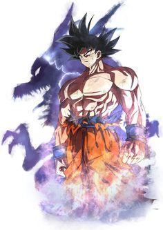 Goku - Modo Supreme...