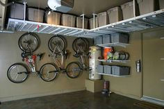 Build your own Garage Cabinets and Garage Storage Systems