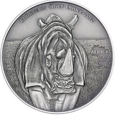 Congo, Silver Coins For Sale, Coin Art, Silver Bullion, Precious Metals, Africa, Personalized Items, Antiques, Boutique