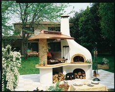 Vulcano #Barbecue #Palazzetti