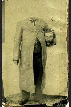 Victorian Headless Photography