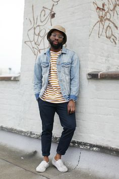 mens nyc spring style