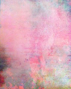 Untitled (Abstract) Art Print by tchmo Pink Art, Pastel Art, Love Art, Painting Inspiration, Decoupage, Art Photography, Abstract Art, Pink Abstract, Illustration Art