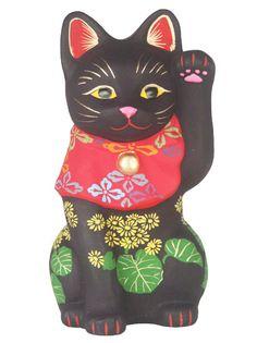 Japanese Cat, Maneki Neko, Fujoshi, Black Cats, Cameras, Coffee, Furniture, Jewelry, Design