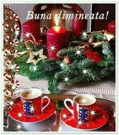 Good Morning Gif, Good Morning Greetings, Coffee Love, Table Decorations, Christmas, Home Decor, Xmas, Good Night, Be Nice