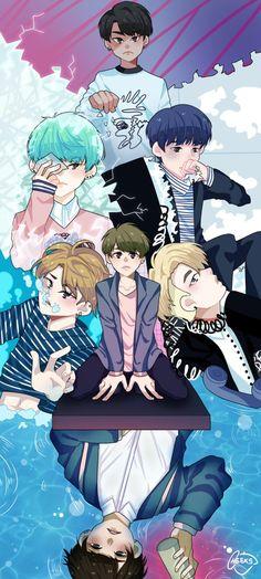 bts deviantart | BTS: Run -Japanese Edition- by ChubbyChestnutLover on ...