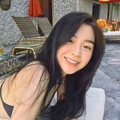 Pin on Ulzzang Pretty Korean Girls, Korean Beauty Girls, Cute Korean Girl, Cute Asian Girls, Beautiful Asian Girls, Asian Beauty, Korean Lady, Asian Cute, Beautiful Mind