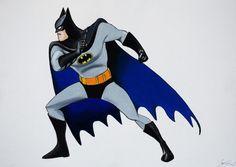 Batman the animated series | Blue Crayon
