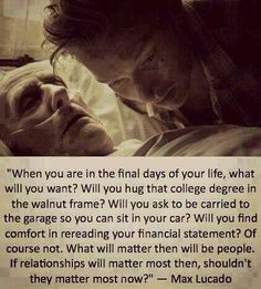 Value the people who always there