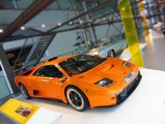 Lamborghini Diablo GT Autostadt