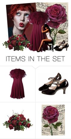 """EVERY WHICH WAY BUT LOOSE"" by louisevegasgirl ❤ liked on Polyvore featuring art"