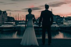 Is there anyone who does not like sunsets? Portrait Inspiration, Helsinki, Wedding Portraits, Sunsets, Wedding Dresses, Fashion, Bride Dresses, Moda, Bridal Gowns