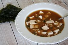 Our family favorite! Better Than Restaurant Miso Soup. Quick and Easy…