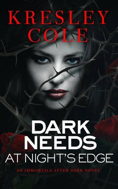 Review for DARK NEEDS AT NIGHT'S EDGE  #HMUBB #books #reviews #blogger