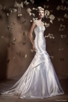 Elihav Sasson 2011 Bridal Collection | Wedding Inspirasi
