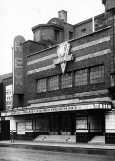 New Century Theatre / Motherwell Theatre / Rex Windmill Street