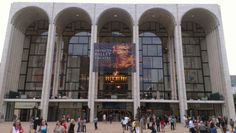 American Ballet Theatre at the Metropolitan Opera House in New York, NY