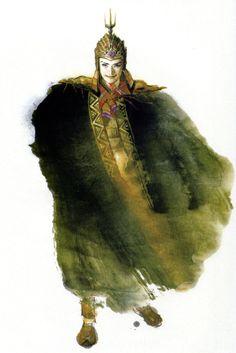 illustration | 公孫瓒 | 三國志 Three Kingdom | Chen Uen 鄭問
