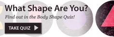 dressing your body shape