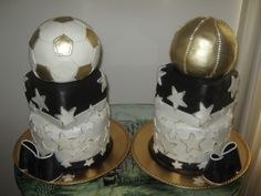 Trophy Cakes By Joni1962 on CakeCentral.com