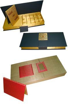 Indian invitation boxes Indian wedding stationery www.weddingsonline.in