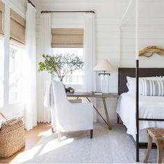 Bright white bedroom inspiration