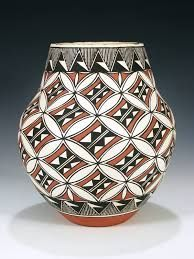 Image result for acoma pottery designs