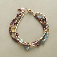 ❥ Gemstone Party Bracelet