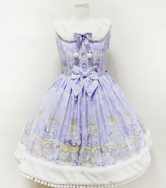 Sweet Sugar Dream Dome JSK Lolita Dresses