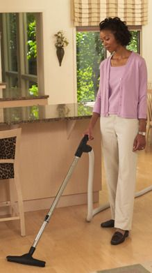 Benefits of a central vacuum cleaning system include convenience, highest vacuum performance, added-value to your home.
