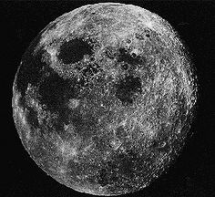 The Moon (seen from Apollo 17)