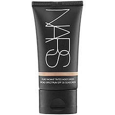 NARS - Pure Radiant Tinted Moisturizer Broad Spectrum SPF 30 in Groenland - light medium with a neutral pink to peachy undertone  #sephora