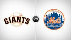 Image result for san francisco giants vs new york mets