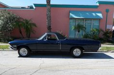 1968 Chevy El Camino for Sale From P.J.'s Auto World Classic and Muscle Cars