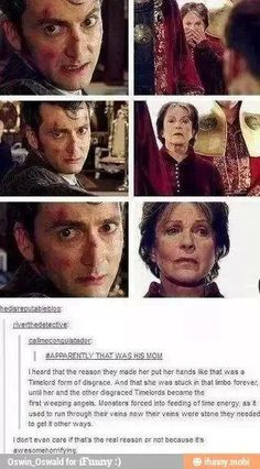 doctor who | sad day | weeping angels
