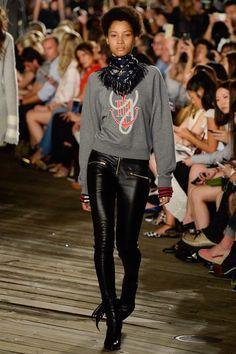 Tommy Hilfiger Fall 2016 Ready-to-Wear Fashion Show - Lineisy Montero