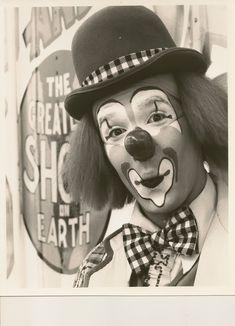 25c83c0f944 Ringling Brothers Circus photo press release. Circa 1982 ( ) Erniferd AKA  Ernie Kitson