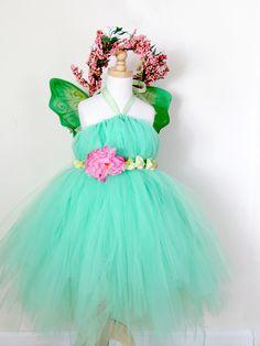 How to make a Woodland Fairy Costume