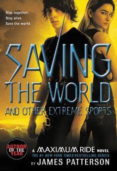 Saving the World, James Patterson