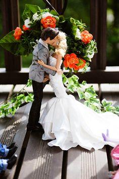 Barbie & Ken Finally Get Married