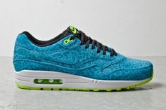 separation shoes 6b8c7 fc632 Sconti online nike air max 1 donna fb leopardate blu verdi bianche scarpe da