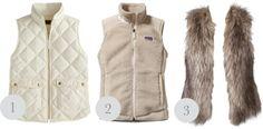Fall Fashion Vests