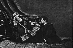 """""""Masoquismo"""" fue acuñada se refiere al escritor Leopold von Sacher-Masoch, quien llevaba una relación de tipo masoquista con Fanny Pistor, que luego plasmó en su novela """"La Venus de las pieles"""" (1869). En ella, Severin von Kusiemski se enamora de una mujer llamada Wanda von Dunajew, y le pide que lo humille y lo transforme en su esclavo.  Aunque al comienzo no comprende el objetivo, Wanda se va aprovechando de su posición, y lo lleva a Florencia convertido en su criado."""