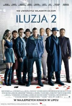 Twenty-five new images and eight posters for NOW YOU SEE ME 2 starring Jesse Eisenberg, Woody Harrelson, Dave Franco, Lizzy Caplan, Mark Ruffalo and Daniel Radcliffe. Hd Streaming, Streaming Movies, Coco Film, Youtubers, Cinema Online, Spanish Posters, Happy End, Great Love Stories, 2 Movie