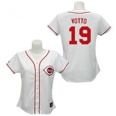 ce50c09d654 Womens Authentic Home White Cincinnati Reds Brandon Phillips Jersey Cool  Base MLB Majestic