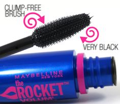 new drugstore mascara to try. Maybelline The Rocket Volum' Express Mascara Review, Photos | Beauty Junkies Unite
