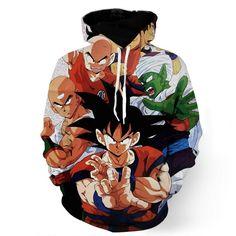 Dragon Ball Goku Piccolo Krillin Heroes Group Awesome Design Hoodie    #Dragon #Ball #Goku #Piccolo #Krillin #Heroes #Group #Awesome #Design #Hoodie