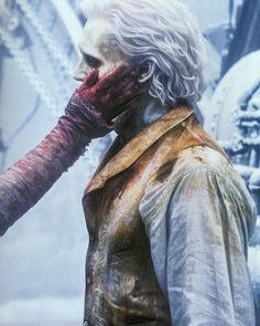 """Death comes to us all..."" Crimson Peak, 2015"