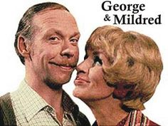 George and Mildred on TV