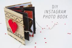 DIY: Valentine's Day Instagram Photo Book